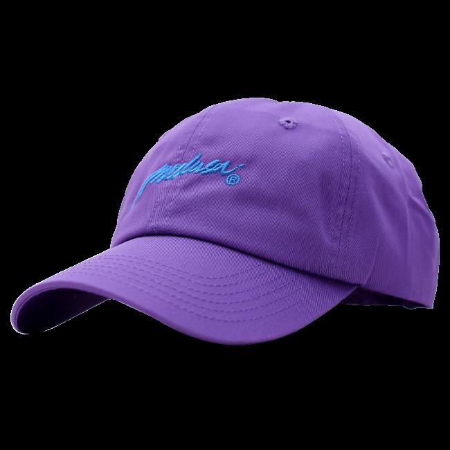 Medusa Signature Dad Hat Purple - MEDUSA JUICE Co. e085b0b623a